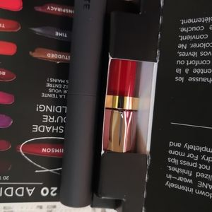 Urban Decay Makeup - urban decay liquid lipstick crimson/bite crayon